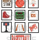 Basketball - 10 piece set