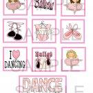 Dance As If - 10 piece set