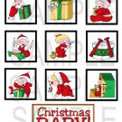 I'm The Christmas Baby - 10 piece set