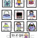 It's A Girl Thing - 10 piece set