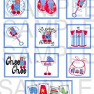 Mommy In Training 2 - 10 piece set