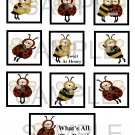 What's All The Buzz - 10 piece set