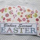 Babies Second Easter - 4pc Mat Set