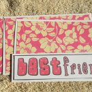Best Friends - 4pc Mat Set
