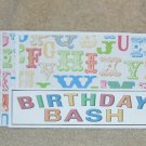 Birthday Bash b - 4pc Mat Set