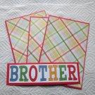 Brother - 4pc Mat Set
