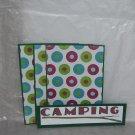 Camping - 4pc Mat Set