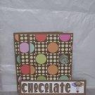 Chocolate Tootsie - 4pc Mat Set