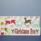 Christmas Eve - 4pc Mat Set