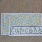 Cupcake - 4pc Mat Set