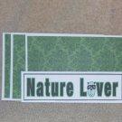 Nature Lover - 4pc Mat Set