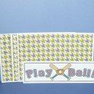 Playball - 4pc Mat Set