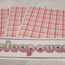 Sleepover - 4pc Mat Set