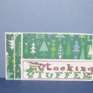 Stocking Stuffer - 4pc Mat Set