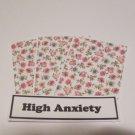 High Anxiety - 4pc Mat Set