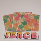 Peace 1 - 4pc Mat Set