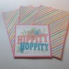 Hippity Hoppity - Title/Saying Mat Set