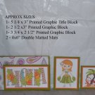 Aloha Girl - 5 piece mat set