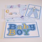 Baby Boy a - 5 piece mat set