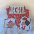 Ice Cream Boy - 5 piece mat set