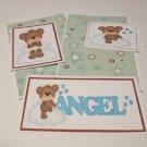 Angel 1 - 5 piece mat set