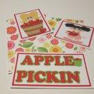 Apple Pickin Girl - 5 piece mat set