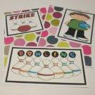 Bowling Boy a - 5 piece mat set