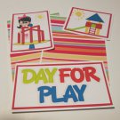Day For Play Girl - 5 piece mat set
