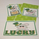 Lucky - 5 piece mat set
