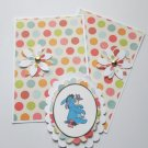 Eeyore Butterfly - 5 pc Embellishment Set