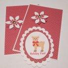 Holiday Fun Reindeer - 5 pc Embellishment Set
