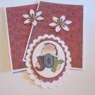 Joy Santa - 5 pc Embellishment Set