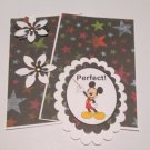MM Perfec Mickey - 5 pc Embellishment Set