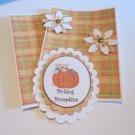 Picking Pumpkins - 5 pc Embellishment Set