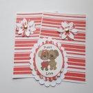 Puppy Love 1 - 5 pc Embellishment Set