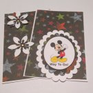 MM Way To Go Mickey - 5 pc Embellishment Set