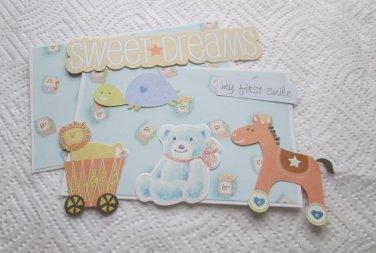 Baby Boy 044 - Mat Set