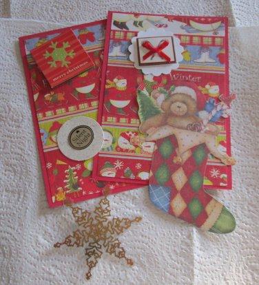 Christmas 3 - Mat Set