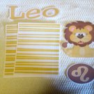 Leo - Printed Piece/Title & Mats set