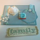 Family Set - Mat Set