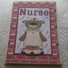 "Nurse - 5x7"" Greeting Card with envelope"