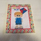 "Day For Play - 5x7"" Greeting Card with envelope"