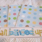 All Banged Up a - 4pc Mat Set