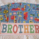 Brother b - 4pc Mat Set