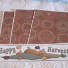 Happy Harvest a - 4pc Mat Set