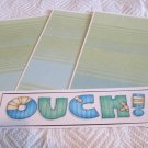 Ouch a - 4pc Mat Set