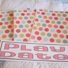 Play Date a - 4pc Mat Set