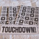 Touchdown a - 4pc Mat Set