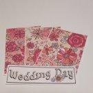 Wedding Day - 4pc Mat Set