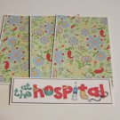 At The Hospital e - 4pc Mat Set